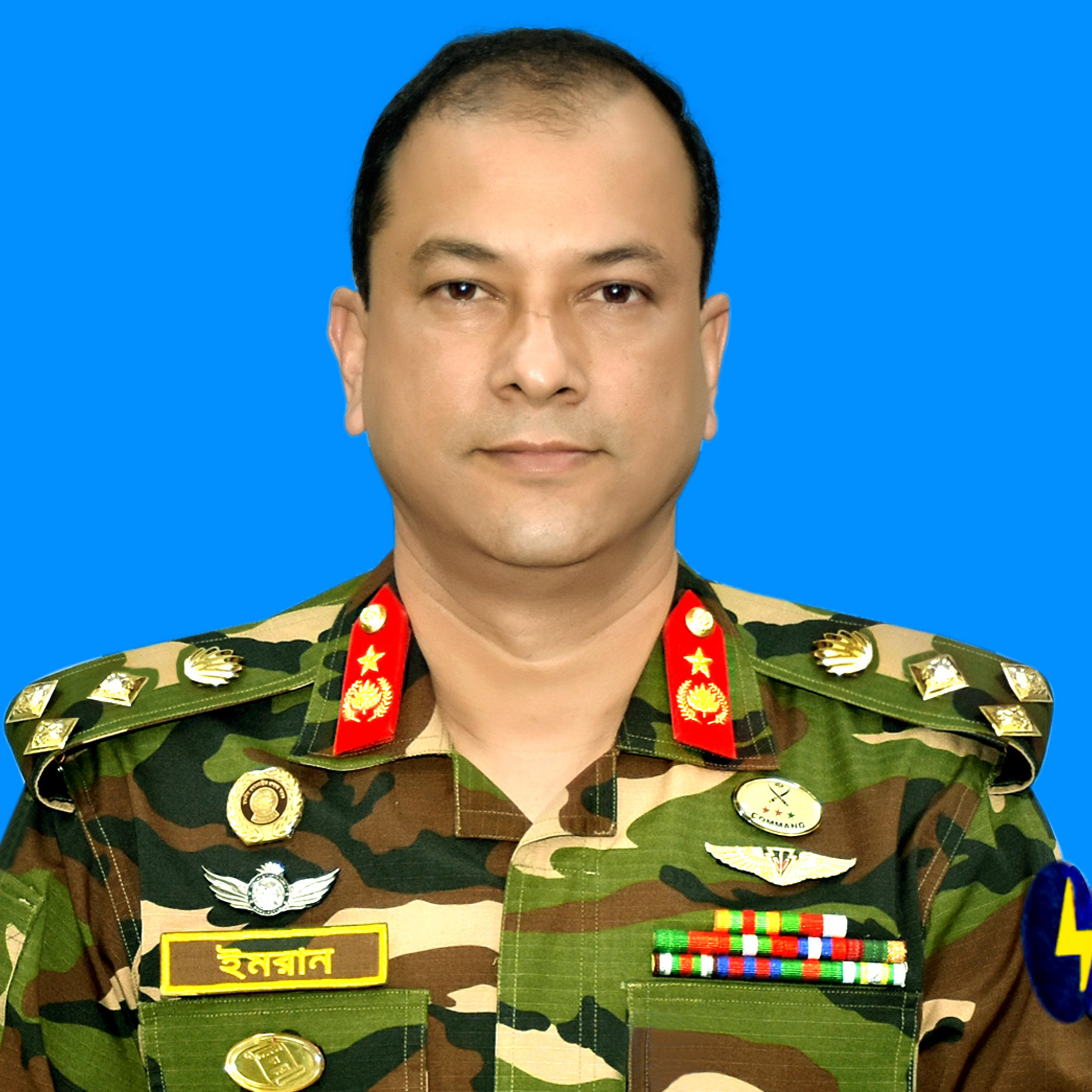 Brigadier General M Imran Hamid, afwc, psc