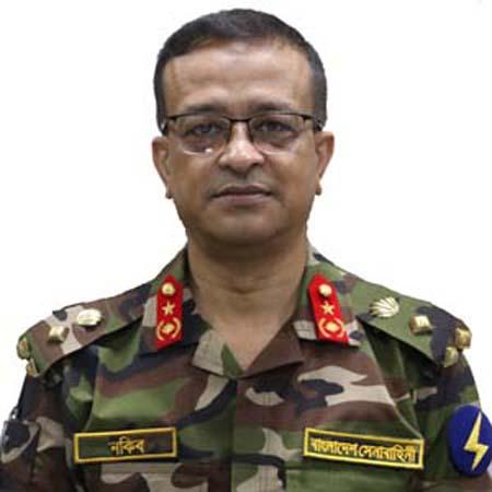 Brigadier General Naquib Ahmed Chowdhury, BSP, ndc, psc