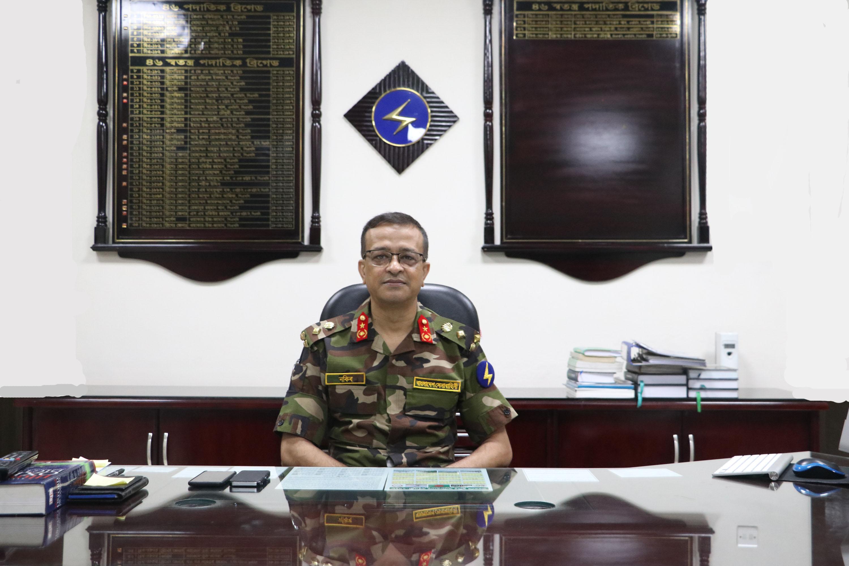 Naquib Ahmed Chowdhury, BSP, ndc, psc