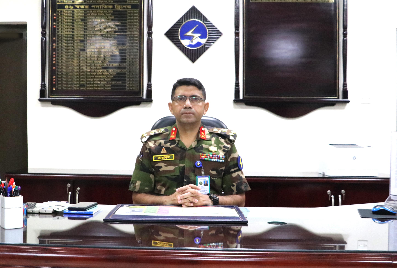 Brigadier General Md. Mostafizur Rahman, hdmc, afwc, psc, PhD